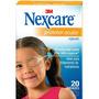 Protetor Ocular Infantil Nexcare Opticlude Com 20 Unidades