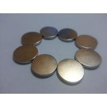 Ima De Neodímio / Super Forte / 10mm X 1,5mm * 50 Peças