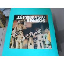 Lp - Zé Piaba E Seus 8 Baixos - Zé Piaba E Seus 8 Baixos