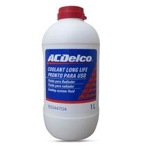 Fluido Para Radiador Acdelco - Líquido Aditivo P/ Gm Vectra