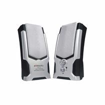 Caixa De Som Speaker Satellite As-311u Usb Silpre