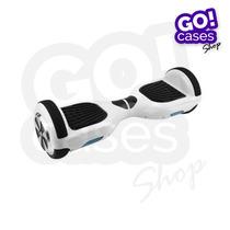 Skate Elétrico Hoverboard Scooter Tração Inteligente 2 Rodas