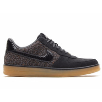 Tênis Nike Air Force 1 Downtonwn Low Leopard, Pronta Entrega