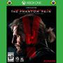 Metal Gear Solid V The Phantom Pain Xbox One - Mídia Digital