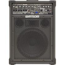 Caixa Multiuso Wattsom Ciclotron Multi D300 75w Rms