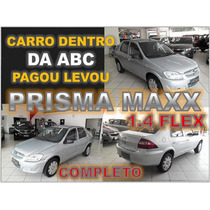 Prisma Maxx 1.4 Flex Completo Ano 2009 - Financiamento Facil