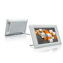 Porta Retrato Digital Tela 8 Lcd Controle Usb Pen Drive Sd