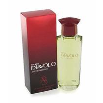 Perfume Diavolo For Men 100 Ml Antonio Banderas - Original