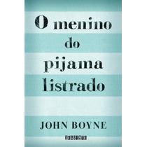O Menino Do Pijama Listrado Livro John Boyne Holocausto Jude