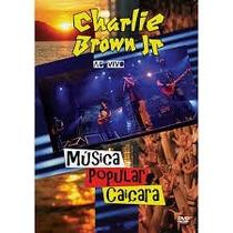 Charlie Brown Jr Musia Popular Caiçara Dvd