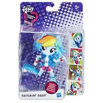 Boneca My Little Pony Equestria Girls Mini Rainbow Dash