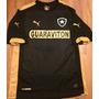 Camisa Botafogo Rj Usada Em Jogo 2014 Goleiro