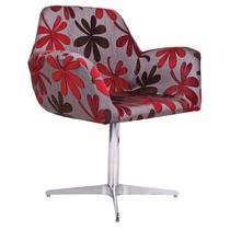 Cadeira Sala Poltrona Design Pés Frete Sampa R$75,00