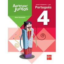 Livro Aprender Juntos Português 4º Ano