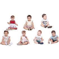 20 Roupa De Bebê Brandili Eliam Kyly Atacado Revendedora