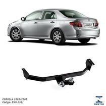 Engate De Reboque Engetran Toyota Corolla 2003 Á 2008