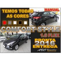 Hb20 Comfort Style Manual 1.6 Flex 16 Pronta Entrega D049