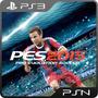 Pes 2015 Pro Evolution Soccer 2015 Ps3 - Mídia Digital