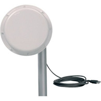 Antena Painel Setorial Usb 2.4 Ghz 12 Dbi Usb-1210 Aquário