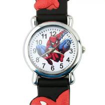 Relógio Infantil Homem-aranha (queima De Estoque)