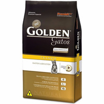 Ração Golden Gatos Adultos Frango 10kg - Pet Hobby