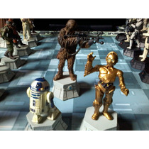 Xadrez Star Wars Completo Com Tabuleiro