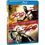 300 + 300: A Ascens�o Do Imp�rio (2 Discos Blu-ray) Lacrado