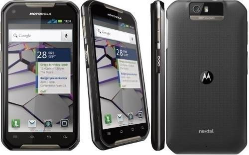 Nextel Motorola Iron Rock Android Xt626 Iden Dual Chip