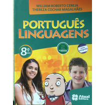 Português Linguagens 8ºano - William Roberto Cereja, Thereza