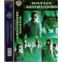 Vhs Matrix Revolutions Com Keanu Reeves E Laurence Fishburne