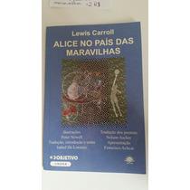 Livro Alice No País Das Maravilhas - Autor Lewis Carroll