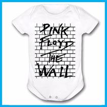 Body Infantil Pink Floyd, Rock, Banda, Bebe, Criança, Música