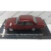 Coleção Chevrolet 02 Opala Diplomata Collectors 1992