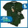 Camisa Polo Pai E Filho Presente Comemoração Dias Dos Pais