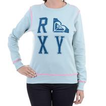 Moletom Feminino Roxy College Life