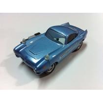 Disney Cars Finn Mcmissile Com Arma Mattel Loose
