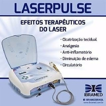 Kit Laserpulse Ibramed+ 02 Óculos Completo