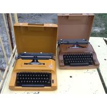 Antigas Maquinas De Escrever Reminghton 12 E 25