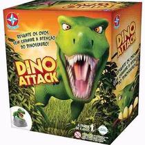 Jogo Dino Attack Dino Ataque Original Estrela