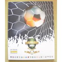 Álbum Capa Dura Campeonato Brasileiro 2013 - Completo Colar