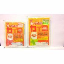 Adesivo Aquecedor Luva Mãos Japonês Descartável - Kit 2 Uni