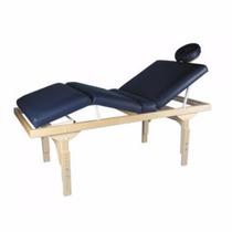 Maca Fixa Massagem Belatrix Com Ajuste De Inclinação Legno