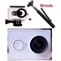 Câmera Filmadora Original Xiaomi Yi 16mp Wifi 1080p Estanque