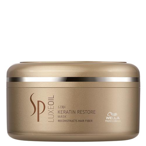 Sp Luxe Oil Keratin Restore Mask Wella - Máscara 150ml