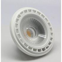 Lampada Ar111 Super-led Cob 12w Branco Frio 3000k