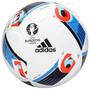Bola Adidas Euro Copa 2016 Tio R Ac5450 Aqui É Original + Nf