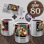 Caneca Super Nintendo Mario Donkey Kong Zelda Retro