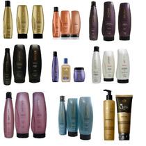 Kit Aneethun Shampoo + Condicionador + Máscara Várias Linhas