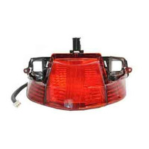 Lanterna Traseira Completa Honda Biz100 2013-2014 + Brinde