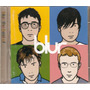 Cd Blur - The Best Of - Novo***